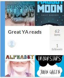 Great YA reads